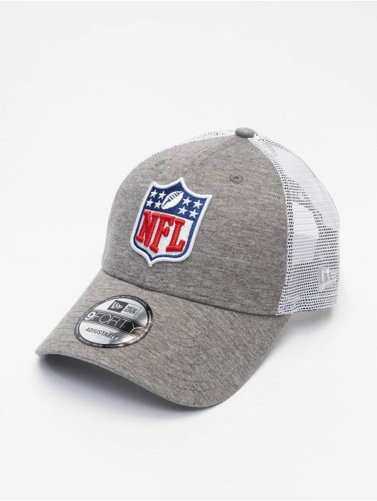 New Era Truckerkeps NFL Generic Logo Home Field 9Forty grå
