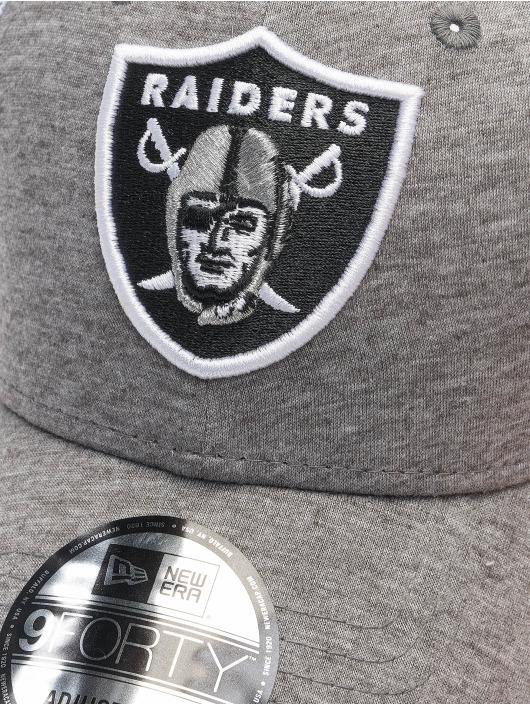 New Era Truckerkeps NFL Las Vegas Raiders Home Field 9Forty grå