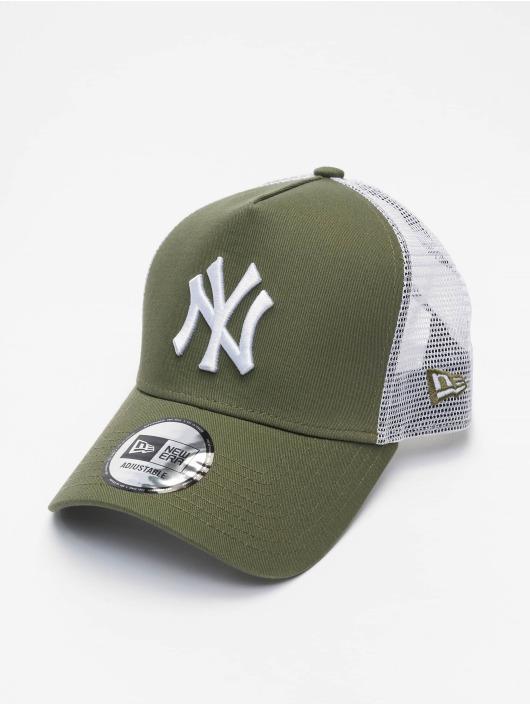 New Era Truckerkeps MLB New York Yankees League Essential 940 AF oliv