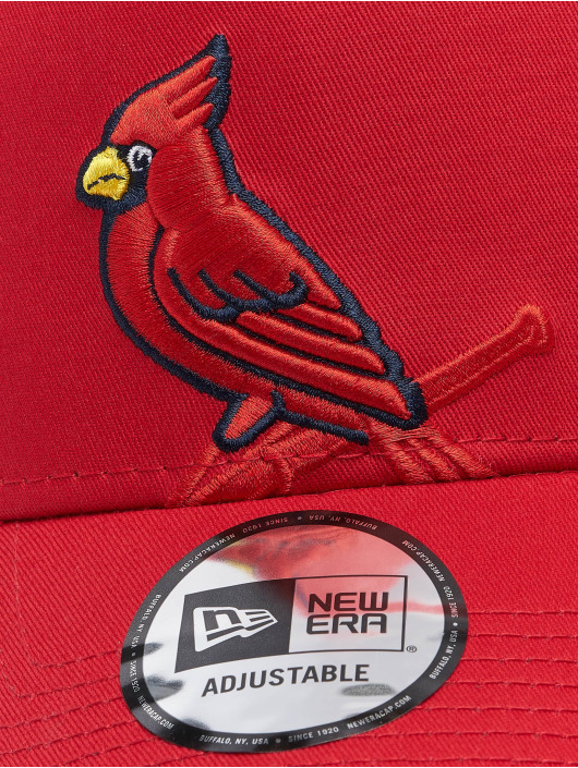 New Era Truckerkeps MLB St Louis Cardinals Team Elemental 9Forty AF röd
