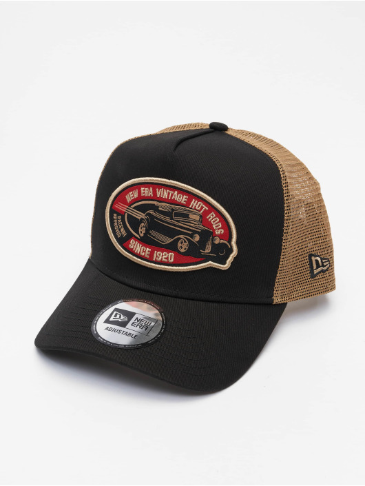 New Era Truckerkeps Hot Rod 9Forty svart