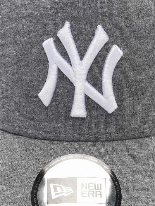 New Era Verkkolippikset MLB New York Yankees Jersey 940 AF harmaa