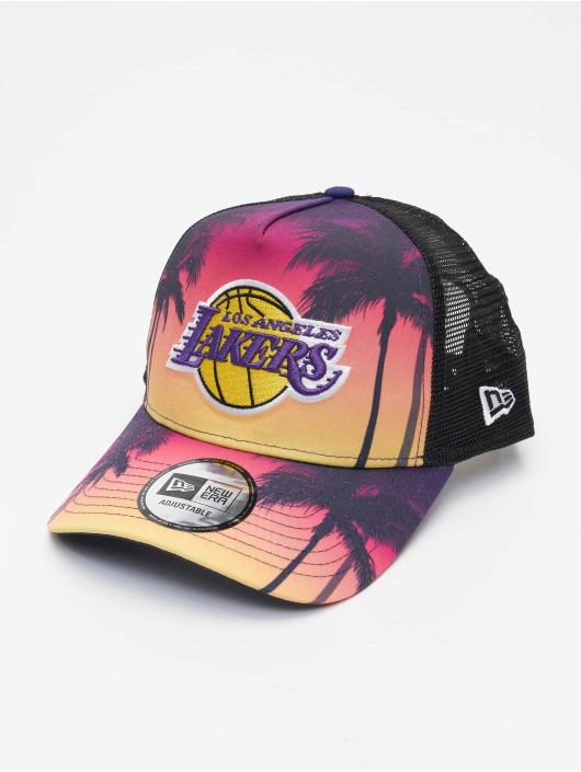New Era Verkkolippikset NBA Los Angeles Lakers Summer City 9Forty musta