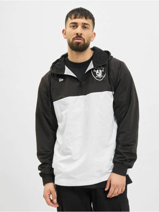 New Era Veste mi-saison légère NFL Las Vegas Raiders Colour Block noir