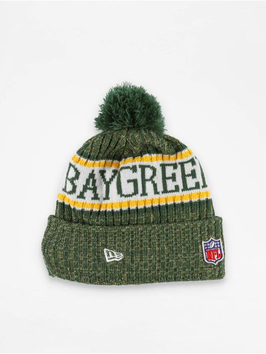 New Era Winter Bonnet NFL Sport Cuff Green Bay Packers green