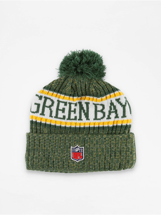 New Era Wollmützen NFL Sport Cuff Green Bay Packers grøn