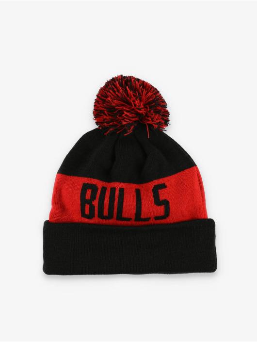 New Era Wollmützen NBA Chicago Bulls Team Tonal Knit svart