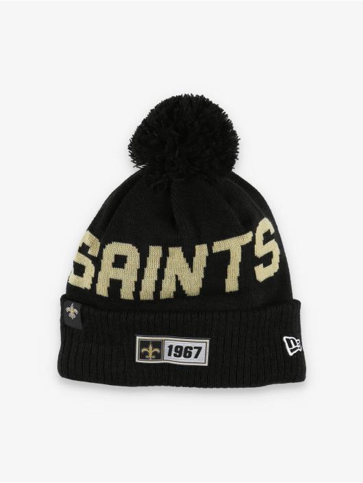 New Era Wollmützen NFL New Orleans Saints Onfield Cold Weather Road svart
