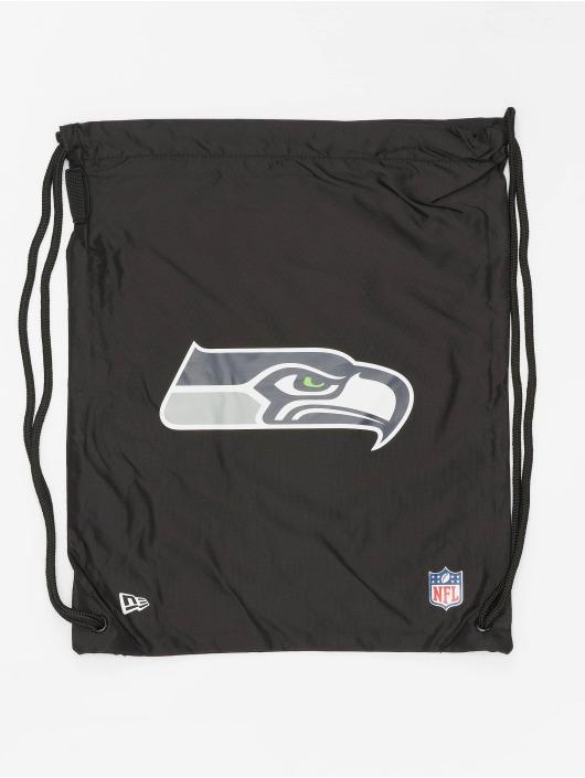 New Era Worki NFL Seattle Seahawks czarny