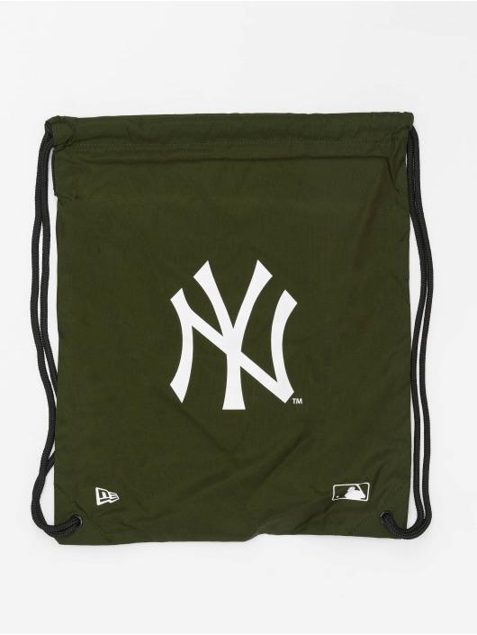 New Era Worki MLB New York Yankees oliwkowy
