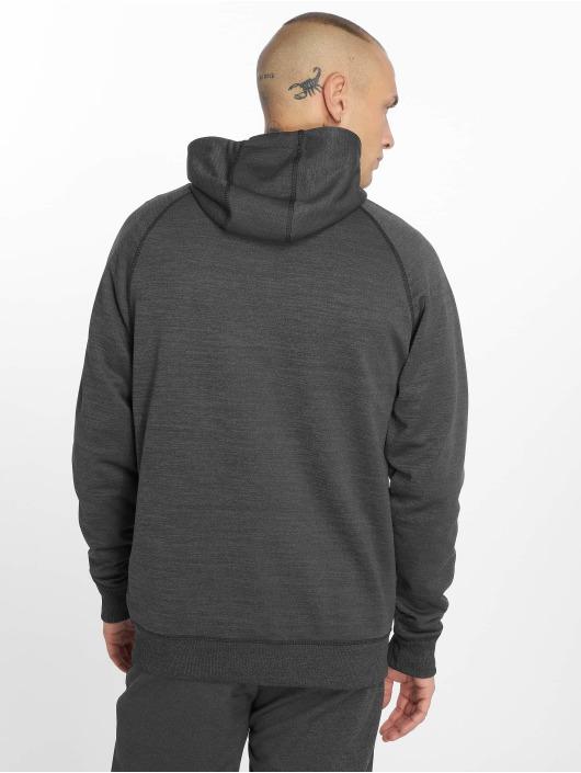 New Era Zip Hoodie NBA Engineered Fit Golden State Warriors grey