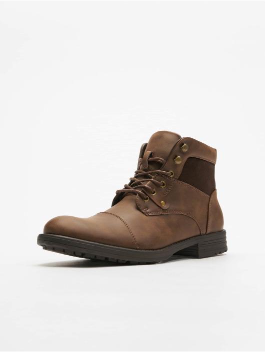 New Look Čižmy/Boots Ryan Military hnedá