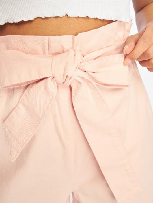 New Look Šortky Loop růžový