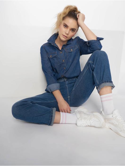 New Look Blouse & Chemise AW18 LI Shirt Barnes bleu