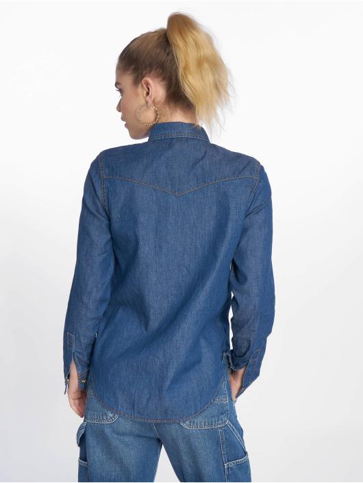 New Look Blouse/Tunic AW18 LI Shirt Barnes blue
