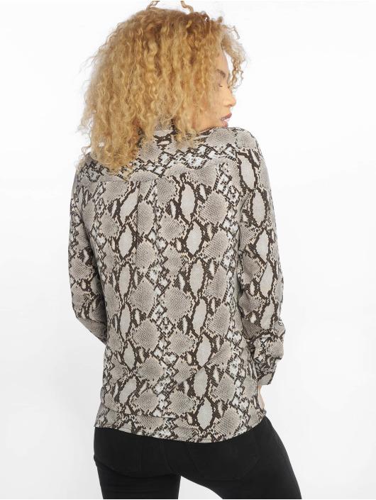 New Look Blouse/Tunic Oslo Animal Print LI grey