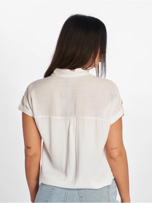 New Look Bluser/Tunikaer Jefpatch Pocket hvit