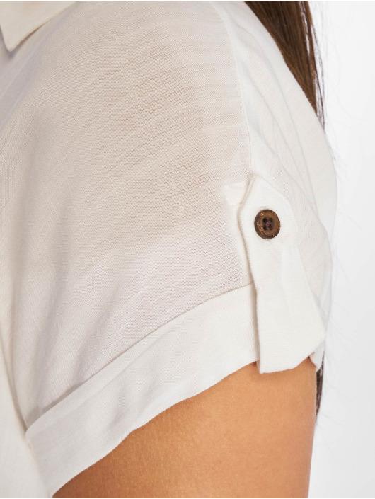 New Look Bluzka/Tuniki Jefpatch Pocket bialy
