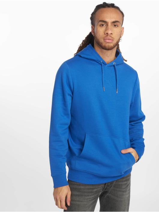 New Look Bluzy z kapturem Core niebieski
