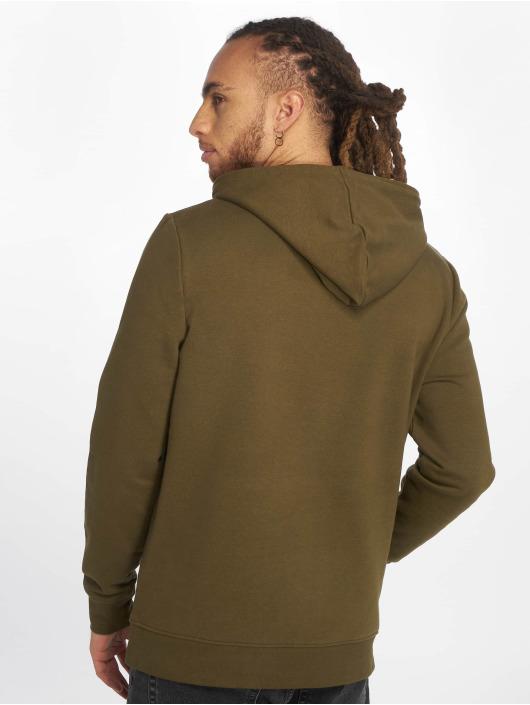 New Look Bluzy z kapturem Core zielony