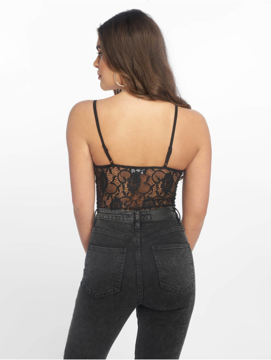 New Look Body Go Lace black