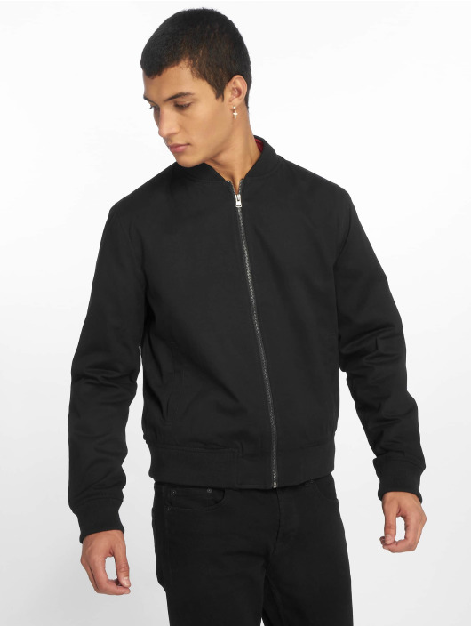 New Look Bomber jacket Entry black