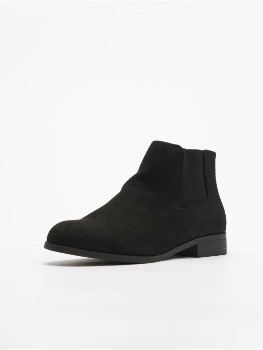 New Look Boots Amber SDT SNK black