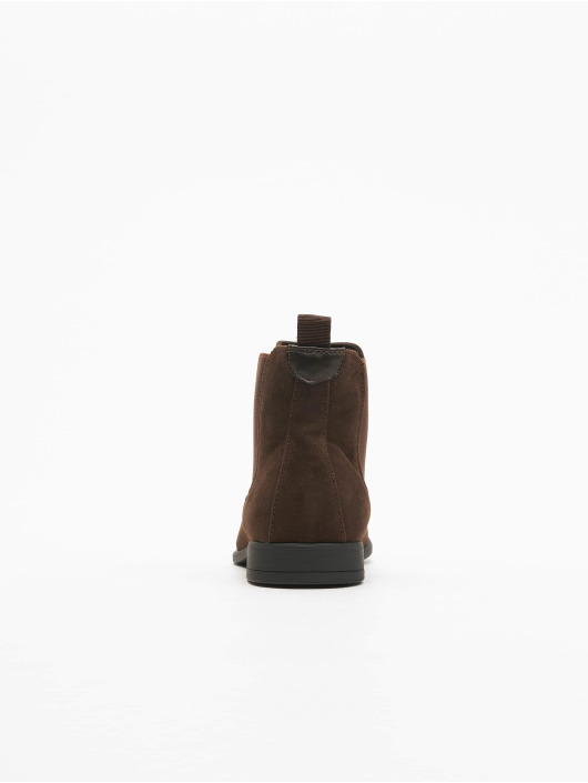 New Look Boots Rossi SDT Chelsea braun