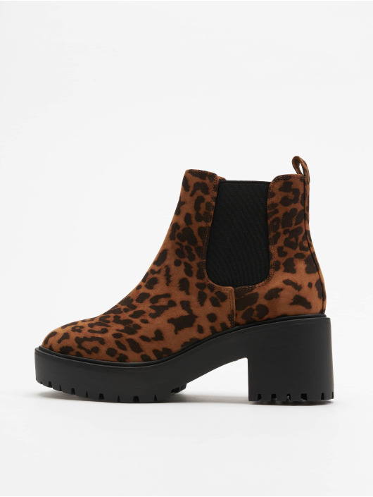 New Look Boots Cagey 2 - SDT Low Chunky bruin