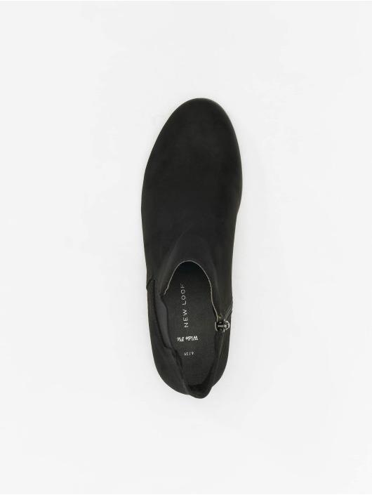 New Look Boots Amber SDT SNK schwarz