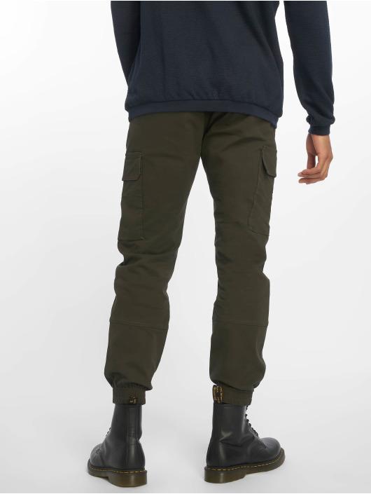 New Look Cargobroek Half Elasticated khaki