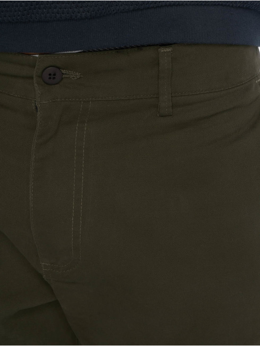New Look Cargohose Half Elasticated khaki