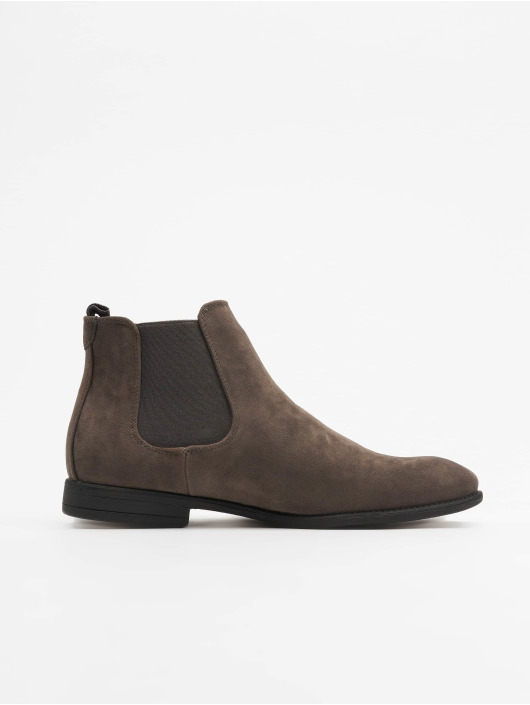 New Look Chaussures montantes Rossi Sdt Chelsea Boot gris