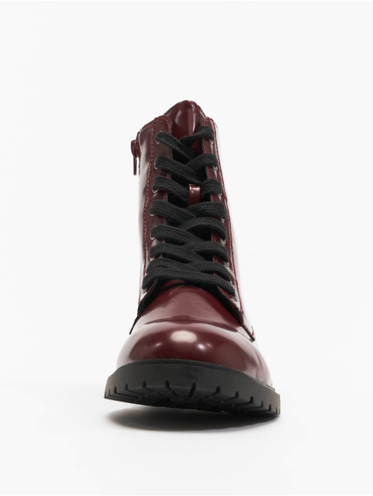 New Look Chaussures montantes Charles 4 - BX PU Lace Up rouge