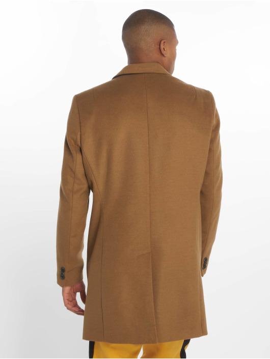 New Look Coats Smart brown