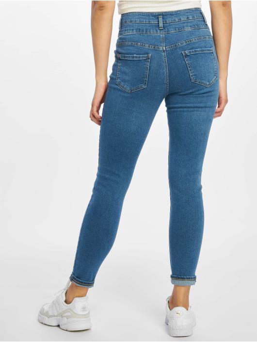 New Look High Waisted Jeans Highwaist blue