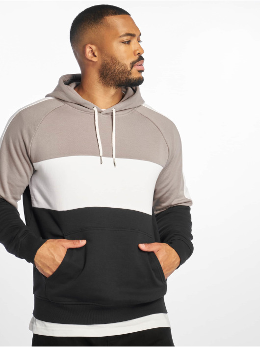 New Look Hoodie Sport Block grey