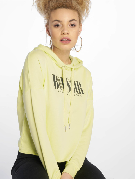 New Look Hoodie T NYC MTJ yellow