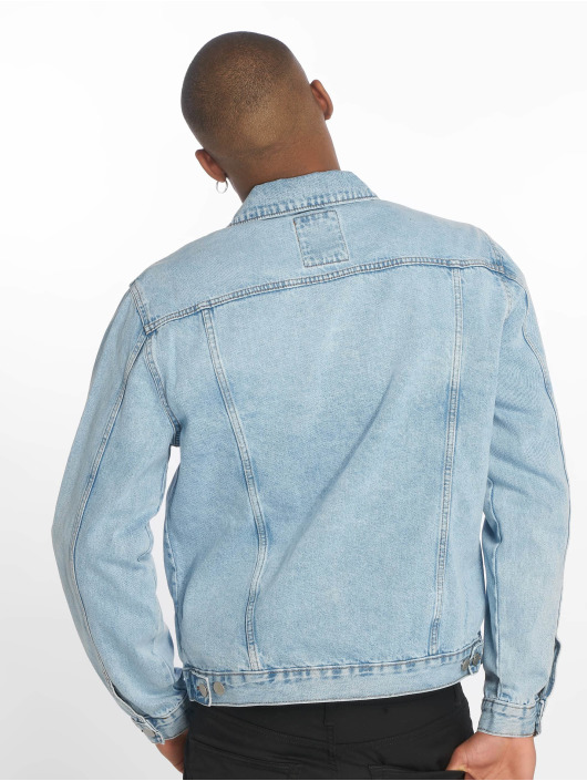 New Look Jeansjacken Basic Denim blau