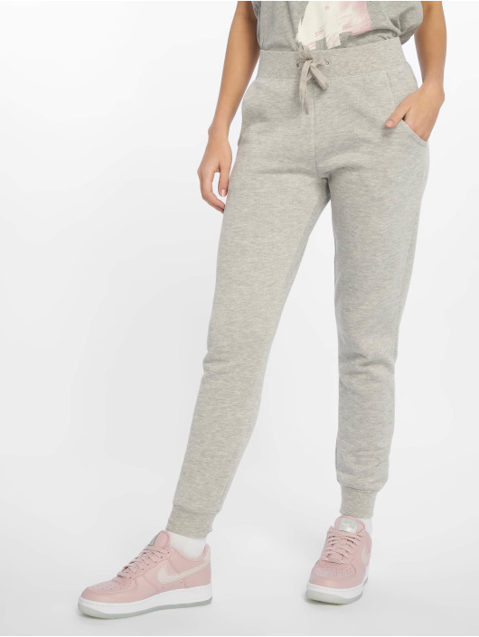 New Look joggingbroek Basic grijs