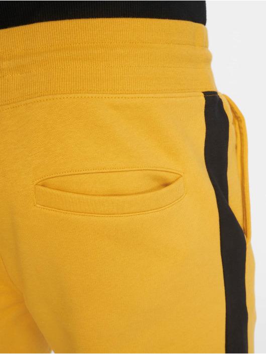 New Look Jogginghose Side Stripe orange