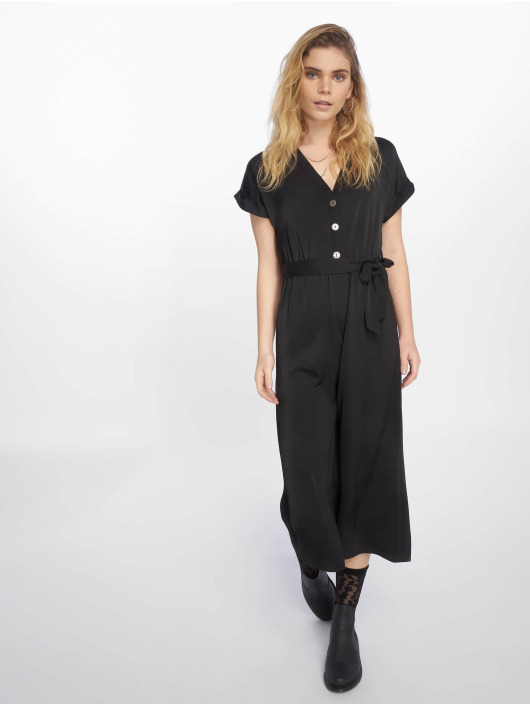 New Look jumpsuit Bliss Peggy Button zwart