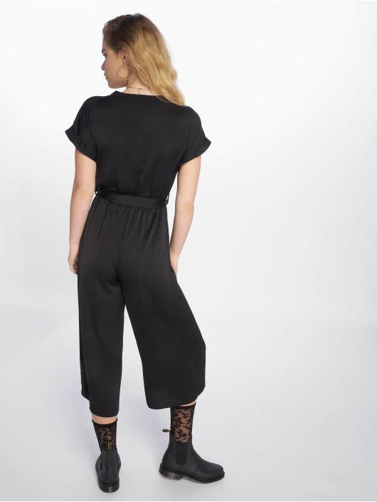 New Look Jumpsuits Bliss Peggy Button svart