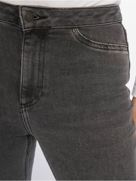 New Look Kapeat farkut Vanessa Disco Sooty harmaa
