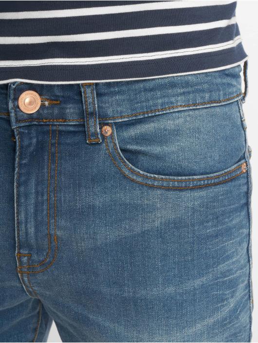 New Look Kapeat farkut Eugene Busted Knee sininen