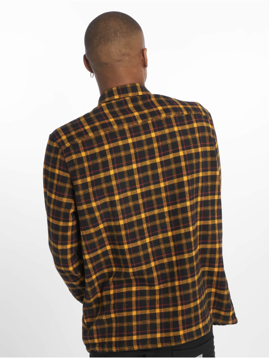 New Look Kauluspaidat Two Pocket keltainen