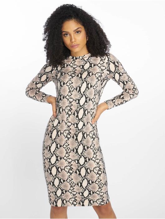 New Look Kleid Serena Snake S/TCH braun