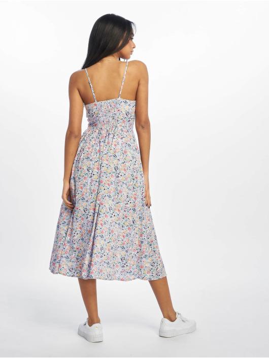 New Look Kleid F Print 1 Lattice Front violet