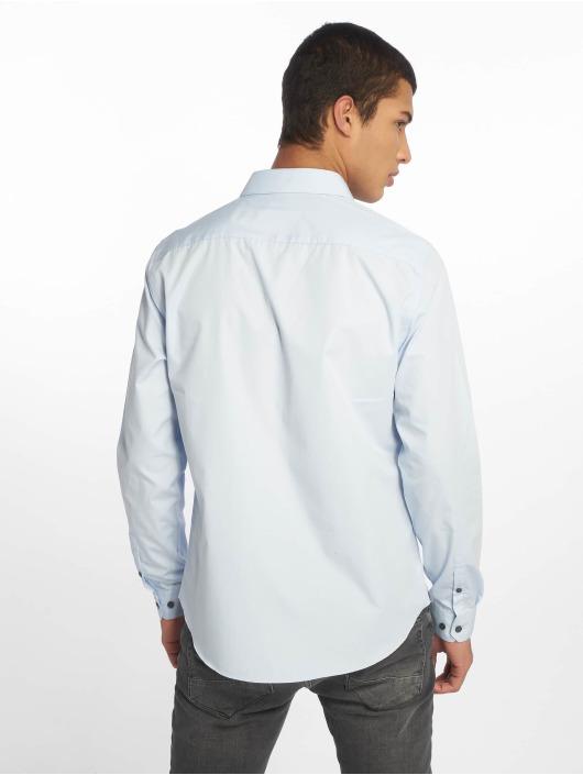 New Look Koszule Poplin niebieski
