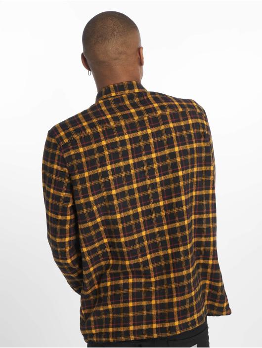 New Look Koszule Two Pocket zólty